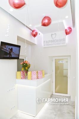 8е марта 2020 в стоматологии Гармония в Феодосии