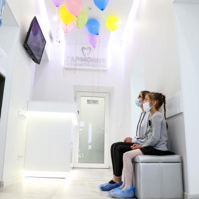 День защиты детей в стоматологии Гармония в Феодосии
