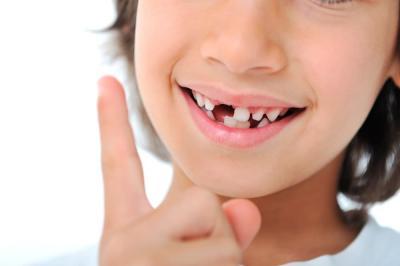 Удаление молочных зубов у детей в Феодосии - Крым