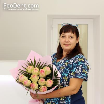 С Днем рождения нашего Врача Марину Владимировну